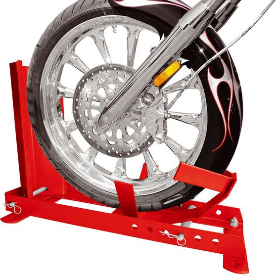 SCA Motorcycle Multifit Wheel Chock, , scanz_hi-res