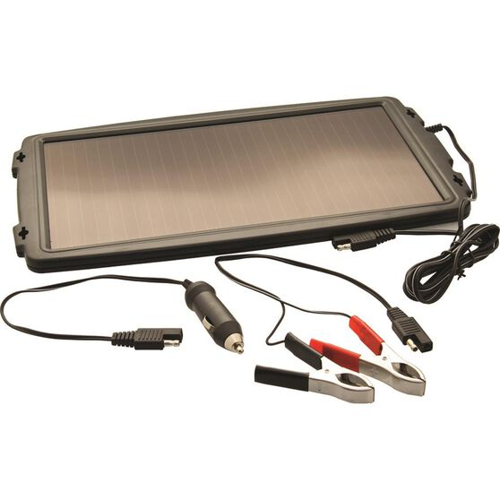 Solar Maintenance Charger - 2.4 Watt, , scanz_hi-res