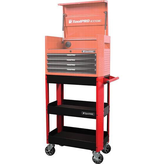 ToolPRO Edge Series Service Cart 3 Shelf 28 Inch, , scanz_hi-res