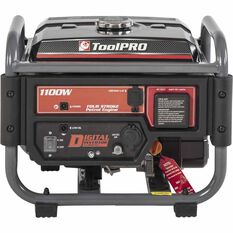 ToolPro Digital Inverter Generator - Open Frame, 1100W, , scanz_hi-res