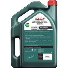 Castrol MAGNATEC Diesel Engine Oil 5W-40 DX 5 Litre, , scanz_hi-res