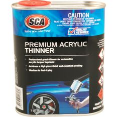 SCA Premium Acrylic  Thinner - 1 Litre, , scanz_hi-res