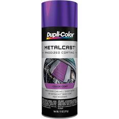 Dupli-Color Metalcast Aerosol Paint - Enamel, Purple Anodised, 311g, , scanz_hi-res