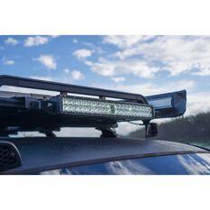"Ridge Ryder Laser LED Driving Light Bar 24""  130W with harness, , scanz_hi-res"