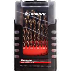 ToolPRO Cobalt Drill Bit Set - 25 Piece, , scanz_hi-res