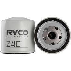 Ryco Oil Filter Z40, , scanz_hi-res