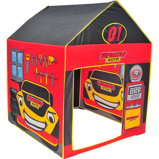 Race Garage Play tent, , scanz_hi-res