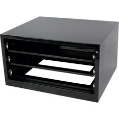 Large Multi Storage Case Rack - 3 Drawer, , scanz_hi-res