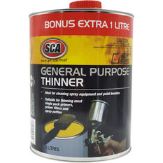 SCA General Purpose Thinner - 5 Litre, , scanz_hi-res