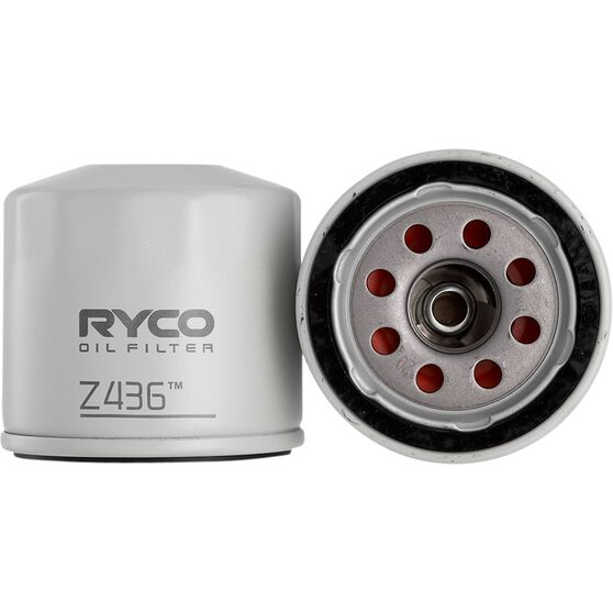 Ryco Oil Filter Z436, , scanz_hi-res