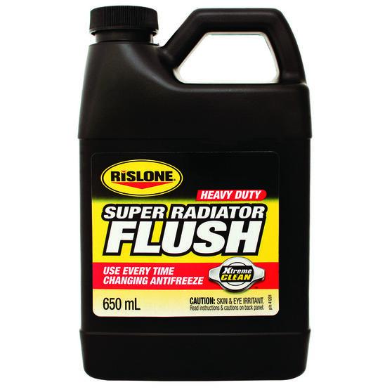 Rislone Heavy Duty Super Radiator Flush - 650mL, , scanz_hi-res