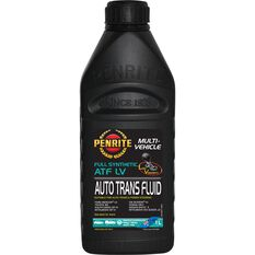 Penrite Automatic Transmission Fluid ATF LV 1 Litre, , scanz_hi-res