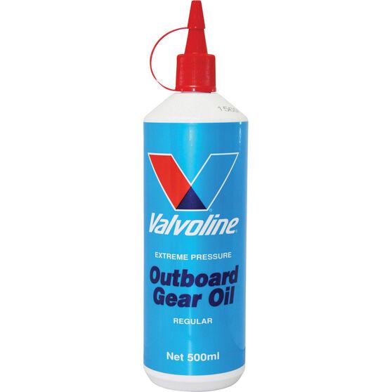 Valvoline Outboard Gear Oil - 500mL, , scanz_hi-res