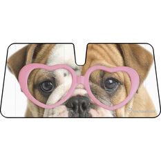 Bulldog Sunshade - Fashion, Accordion, Front, , scanz_hi-res