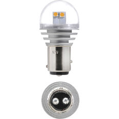 LED Globe - Bayonet, 12V, P21/5W BAY15D, , scanz_hi-res