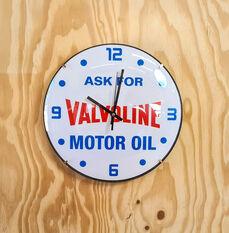Valvoline Vintage Wall Clock, , scanz_hi-res