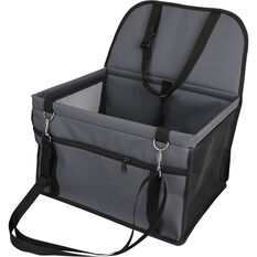 Cabin Crew Pet Seat Holder - Charcoal/Black, , scanz_hi-res