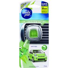 Ambi Pur Air Freshener Mini - New Zealand Springs, 2mL, , scanz_hi-res