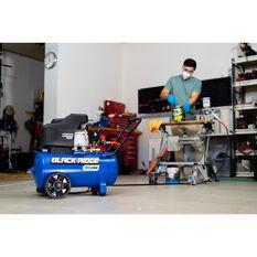 Blackridge Air Compressor 2.5HP  Direct Drive Hi Flow 40 Litre tank, , scanz_hi-res