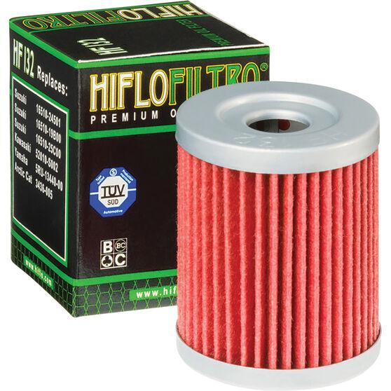 Motorcycle Oil Filter - HF132, , scanz_hi-res