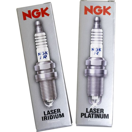 NGK Laser Iridium Spark Plug - FR5EI-13, , scanz_hi-res
