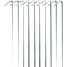 Ridge Ryder Tent Pegs, Metal - 175mm, 10 Pack, , scanz_hi-res
