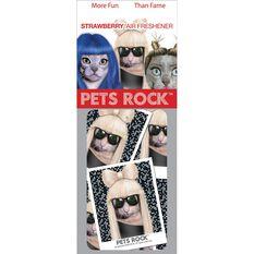Pets Rock Air Freshener Gaga - Bubblegum, , scanz_hi-res