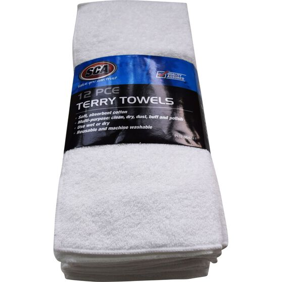 SCA Terry Towel - 12 Pack, , scanz_hi-res