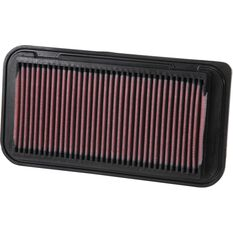 K&N Air Filter - 33-2252 (Interchangeable with A1470), , scanz_hi-res