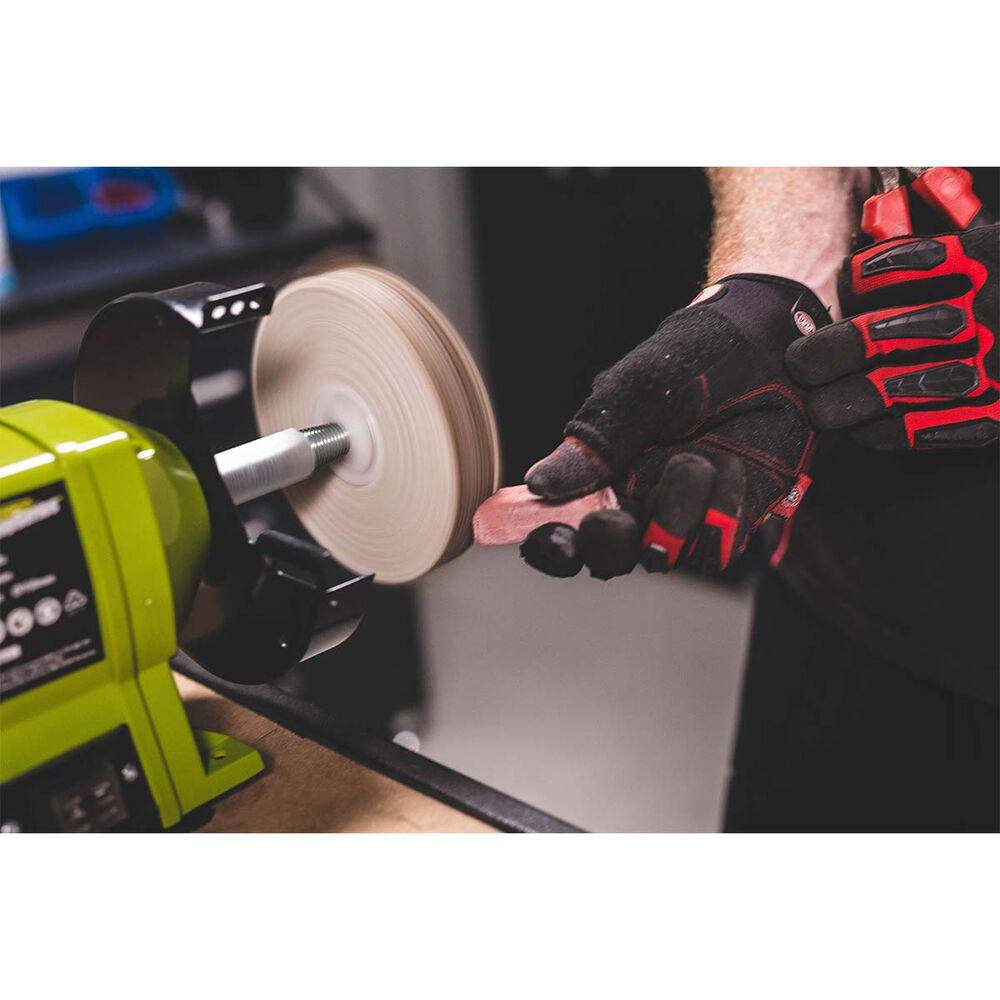 Bench Grinder Polishing Kit 8pc Supercheap Auto New