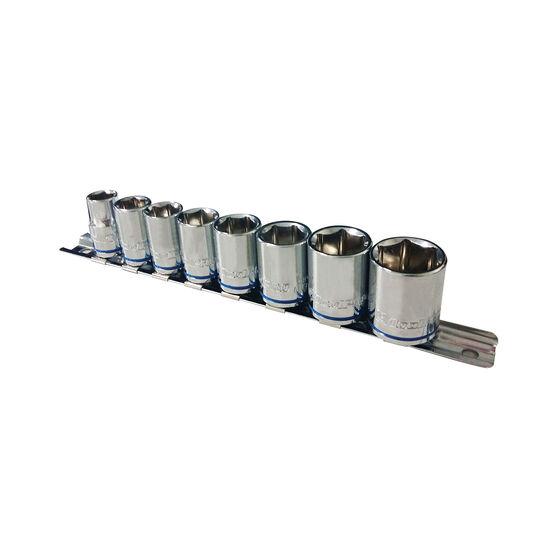 "ToolPRO Socket Rail Set 3/8"" Drive Metric 8 Piece, , scanz_hi-res"