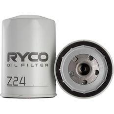Ryco Oil Filter Z24, , scanz_hi-res