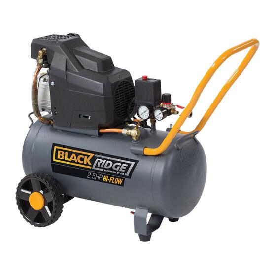 Blackridge Air Compressor Direct Drive 2.5HP 180LPM, , scanz_hi-res