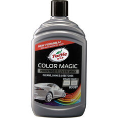 Turtle Wax Color Magic Polish Silver 500mL, , scanz_hi-res