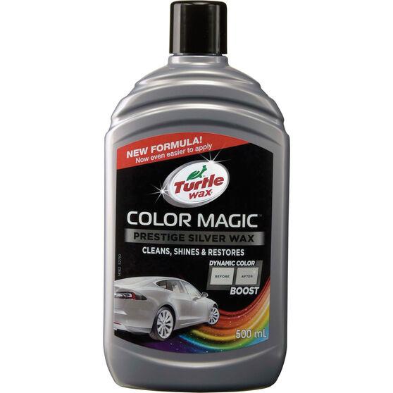 Turtle Wax Color Magic Polish Silver - 500mL, , scanz_hi-res
