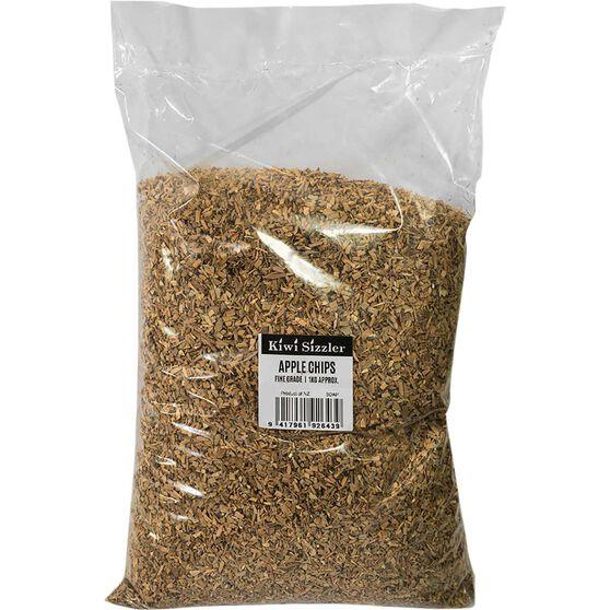 Kiwi Sizzler Sawdust - Apple, 1kg, , scanz_hi-res