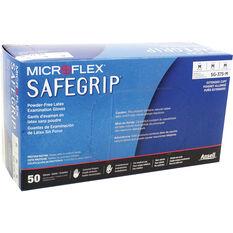 MICROFLEX Safegrip PF Latex Gloves 50 pack Medium, , scanz_hi-res