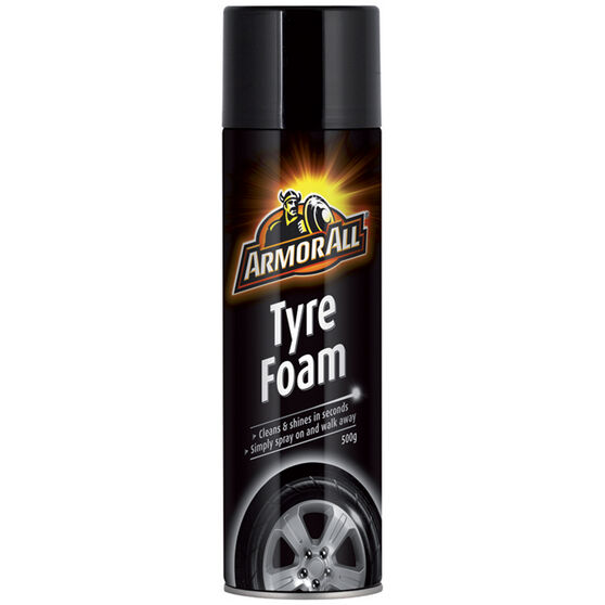 Armor All Tyre Foam 500g, , scanz_hi-res