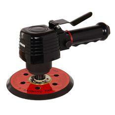 Blackridge Air Sander Dual Action - 6in, , scanz_hi-res