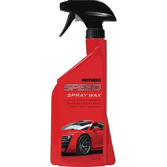 Mothers Speed Spray Wax - 710mL, , scanz_hi-res