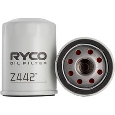 Ryco Oil Filter Z442, , scanz_hi-res
