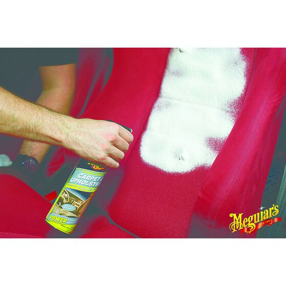 Meguiar's Carpet and Upholstery Cleaner - 539g, , scanz_hi-res
