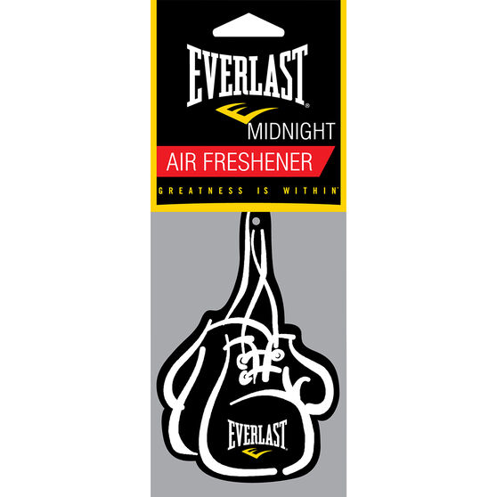 Everlast Black Glove  Air Freshener - Midnight, , scanz_hi-res