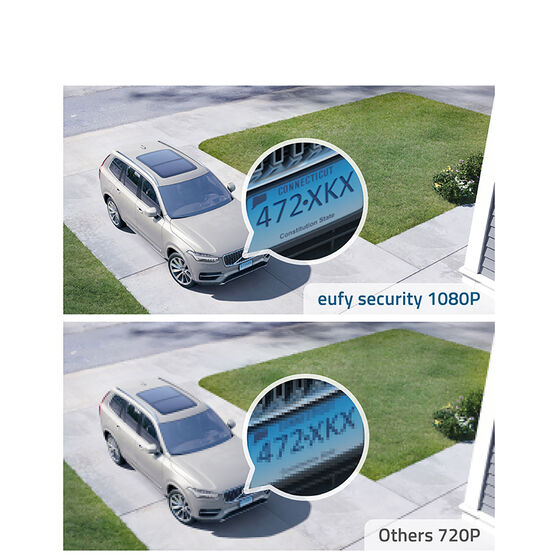 Eufy Wireless 1080p Security Camera system 2 Pack - T8831CD3, , scanz_hi-res