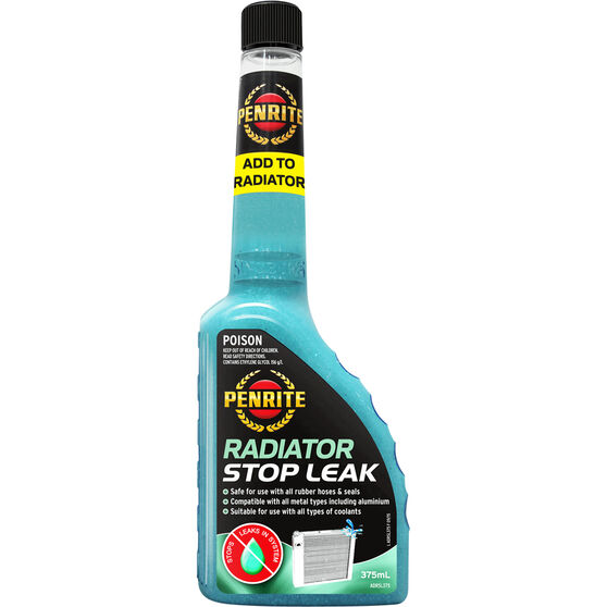 Penrite Radiator Stop Leak 375mL, , scanz_hi-res