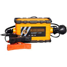 Black & Decker 12V 2 Amp Battery Charger, , scanz_hi-res