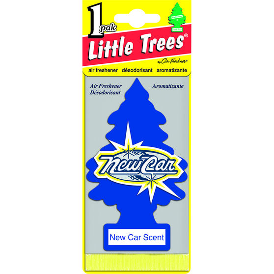 Little Trees Air Freshener - New Car, 1 Pack, , scanz_hi-res