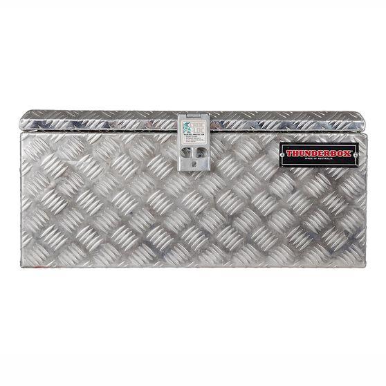 Thunderbox Tool Box - Aluminium Checkerplate, 48 Litre, , scanz_hi-res