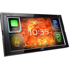 """JVC 6.8"""" Carplay and Android Auto Media Player - KWM750BT, , scanz_hi-res"""