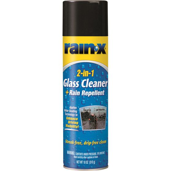 2-in-1 Foaming Glass Cleaner - 510g, , scanz_hi-res